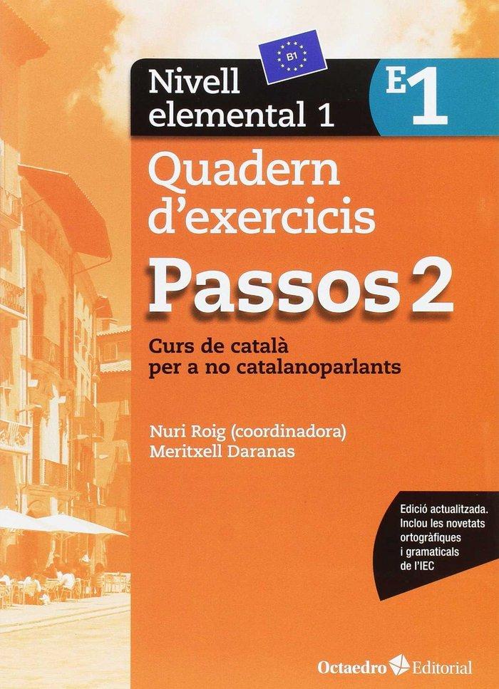 Quadern passos 2 nivel elemental 1