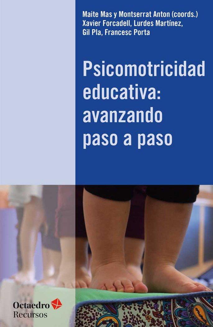 Psicomotricidad educativa avanzando paso a paso