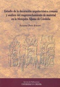 Estudio decoracion arquitectonica romana mezquita aljama