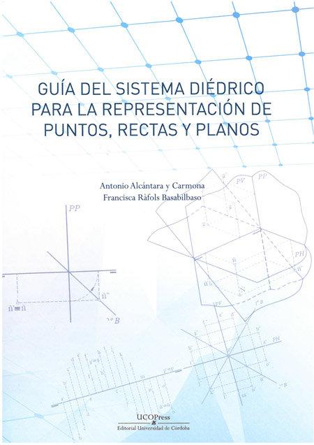 Guia del sistema diedrico para la representacion de puntos,