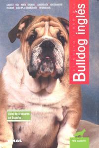 Nuevo libro bulldog ingles
