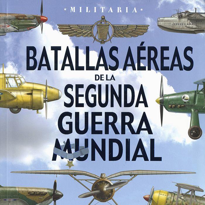 Batallas aereas de la segunda guerra mundial
