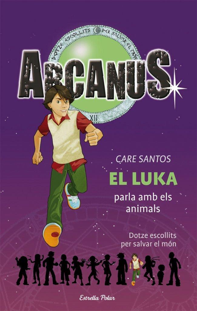 Luka parla amb els animals,el