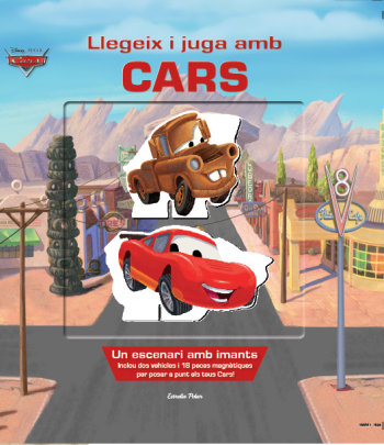 Llegeix i juga amb cars