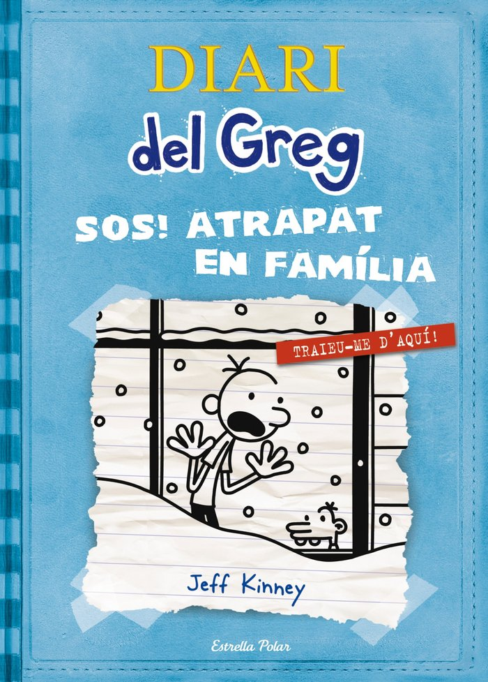 Diari del greg 6 sos atrapat en familia