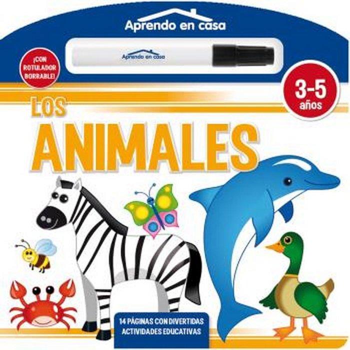Animales,los libro pizarra