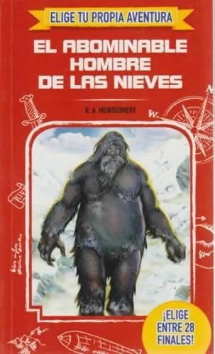 Elige tu propia aventura el abominable hombre de las nieves