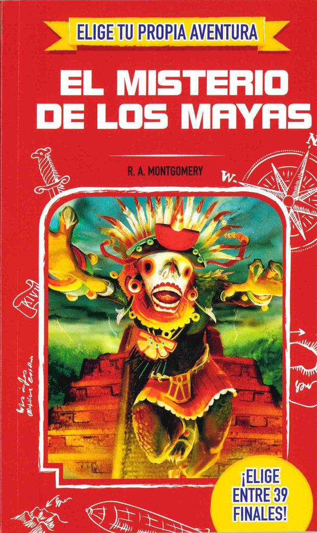 Elige tu propia aventura el misterio de los maya
