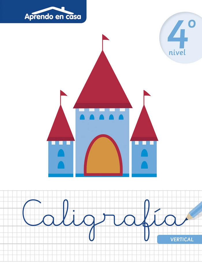 Caligrafia 4º castillo