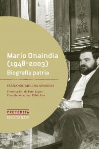 Mario onaindia 1948-2003 biografia patria