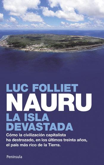 Nauru la isla devastada
