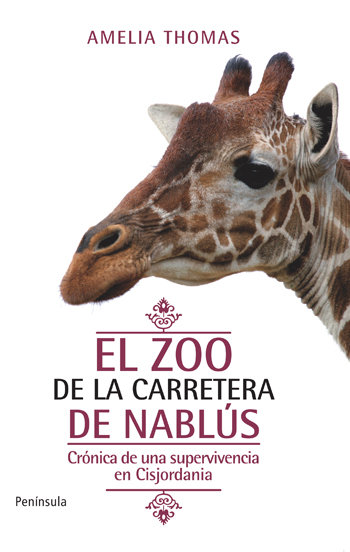 Zoo de la carretera de nablus,el