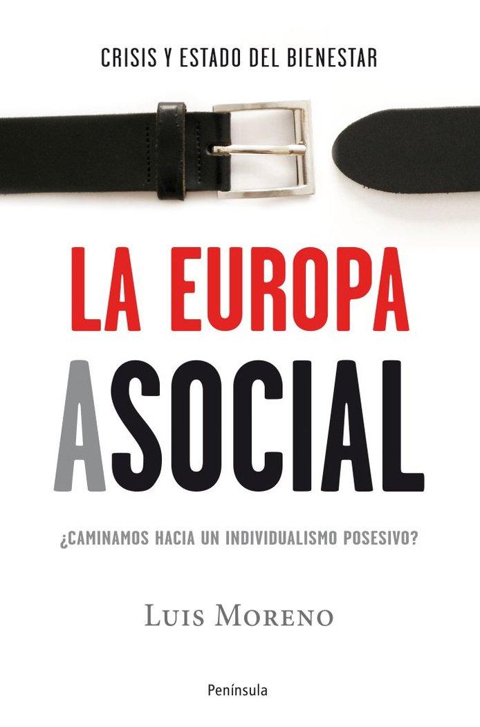 Europa asocial,la