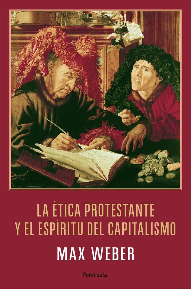 Etica protestante y el espiritu del capitalismo,la