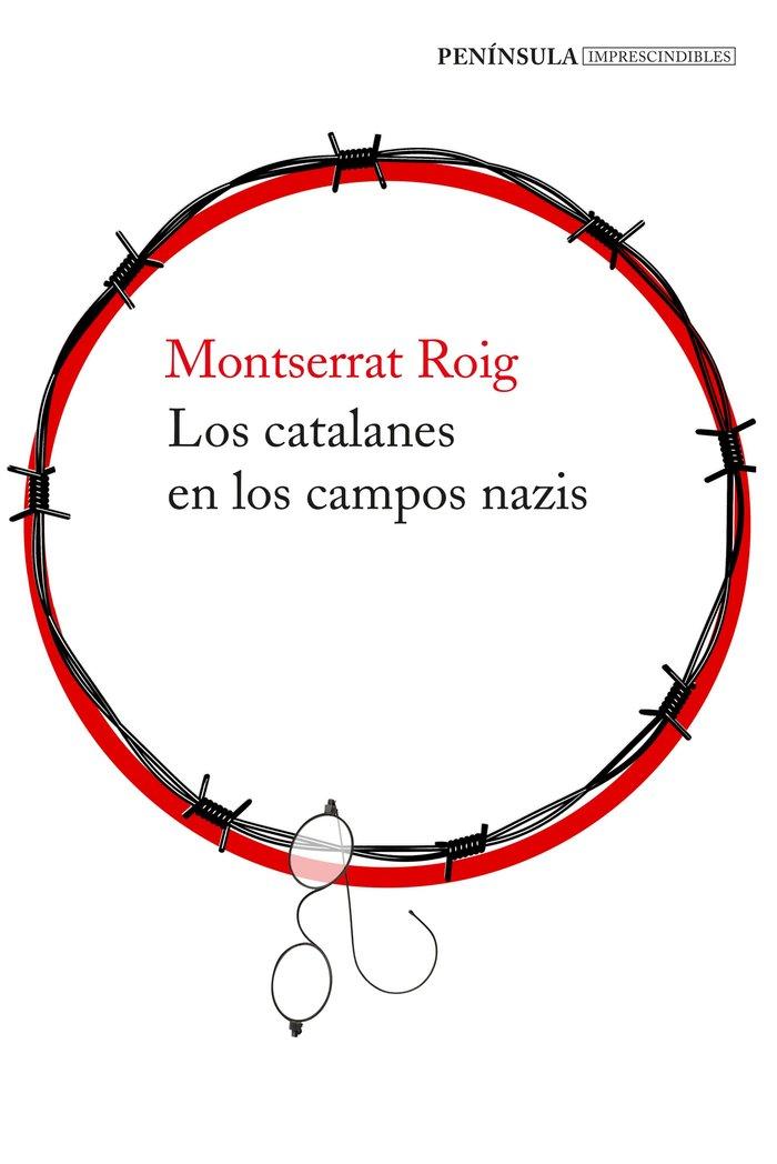 Catalanes en los campos nazis,los