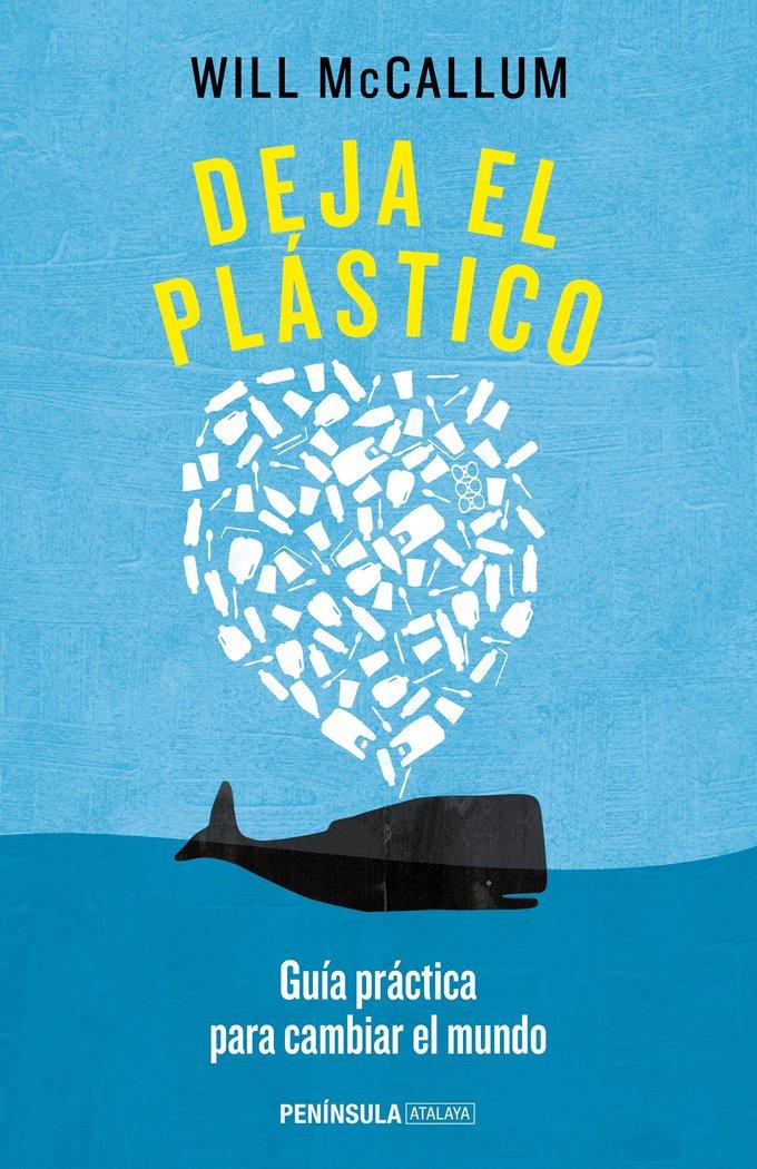 Deja el plastico