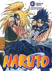Naruto catala 40 (edt)