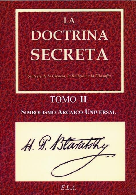 Doctrina secreta 2         e.l.a