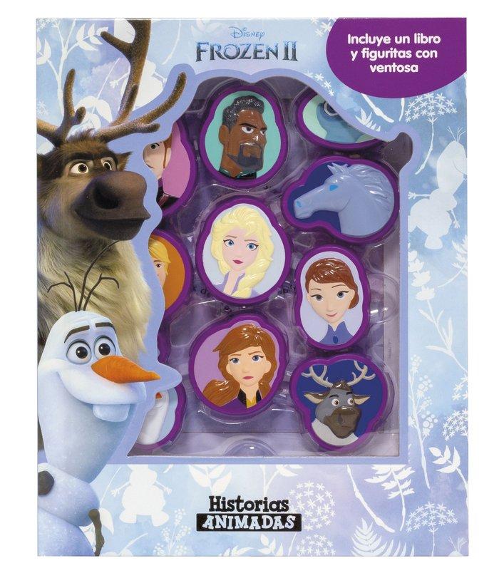 Frozen 2 historias animadas