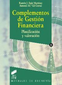 Complementos de gestion financiera
