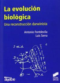 Evolucion biologica,la