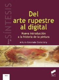 Del arte rupestre al digital