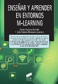 EnseÑar y aprender en torno m-learning.