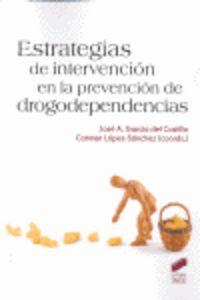 Estrategias de intervencion en la prevencion de drogodepende