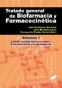 Tratado general de biofarmacia y farmacocinetica i