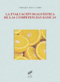 Evaluacion diagnostica de las competencias basicas, la