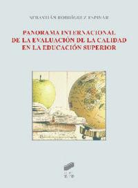 Panorama internacional de la evaluacion de la calidad en la