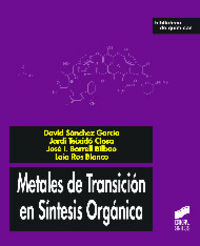 Metales de transicion en sintesis organica