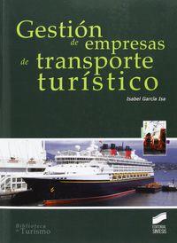 Gestion de empresas de transporte turistico  biblioteca de t