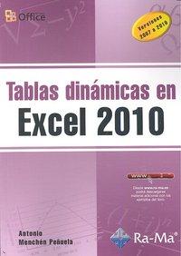 Tablas dinamicas excel 2010