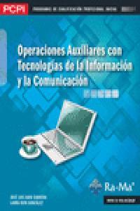 Operaciones auxiliares tecnologias informacion y comunicaci