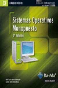Sistemas operativos monopuesto 2ªed gm