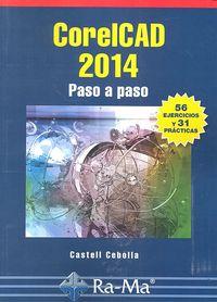 Corelcad 2014 paso a paso