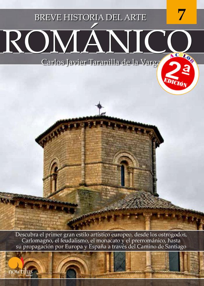 Breve historia del romanico