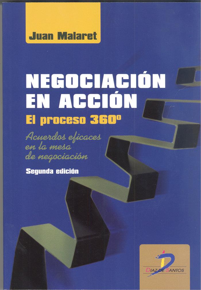 Negociacion en accion proceso 360º