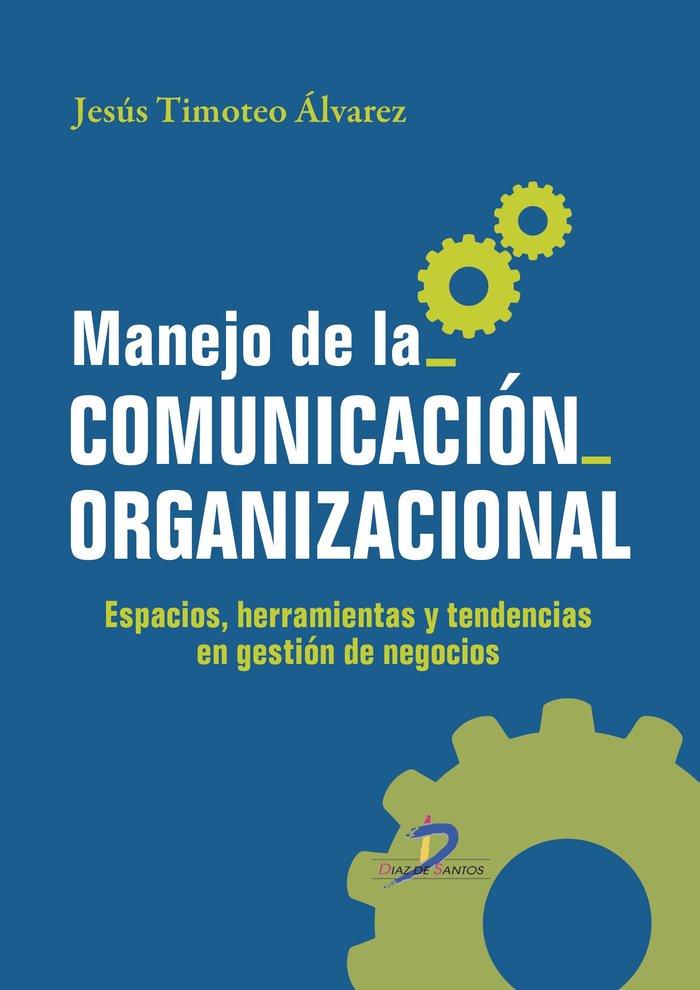 Manejo de la comunicacion organizacional