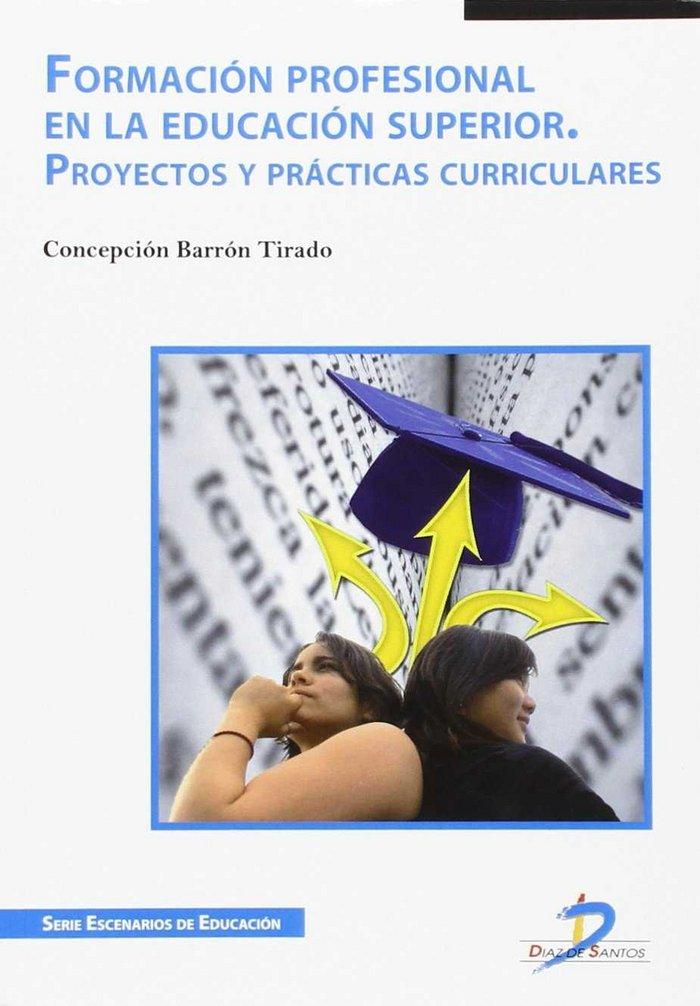 Formacion profesional en la educacion superior