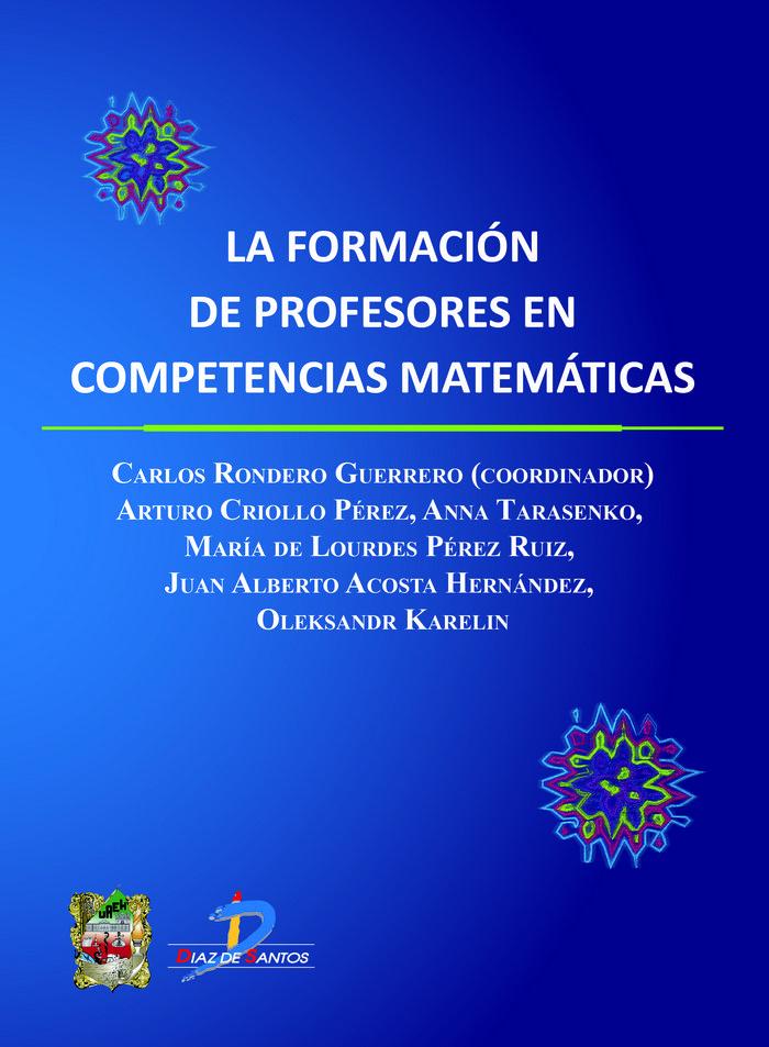 La formacion de profesores en competencias matematicas