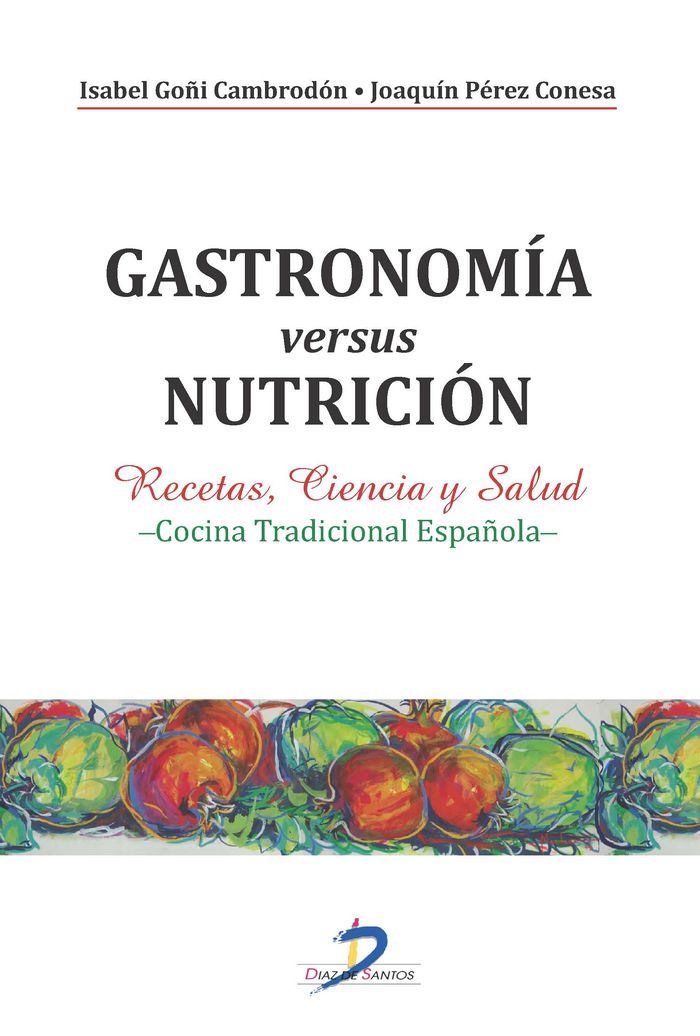 Gastronomia versus nutricion