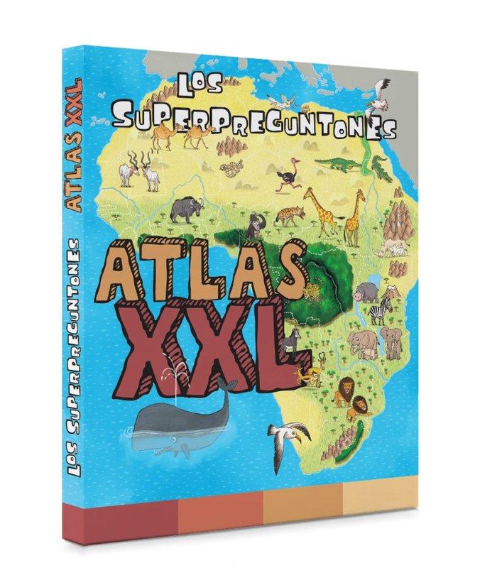 Los superpreguntones. atlas xxl