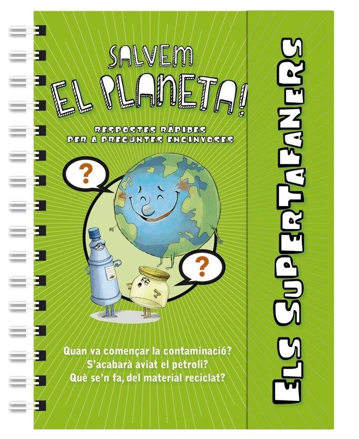 Supertafaners salvem el planeta,el catalan