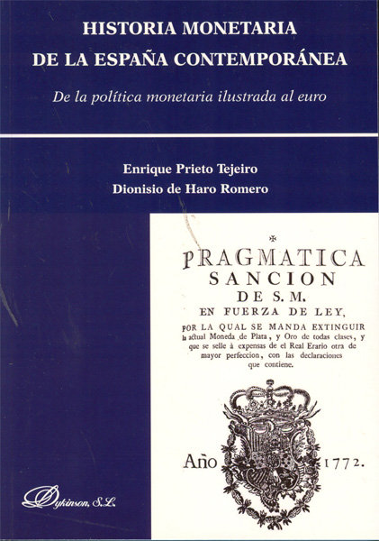 Historia monetaria de la españa contemporanea