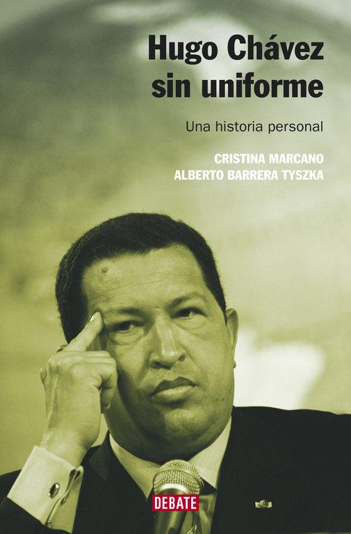 Hugo chavez sin uniforme ne