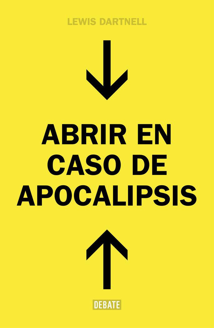 Abrir en caso de apocalipsis