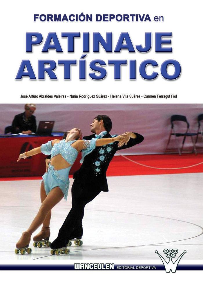 Formacion deportiva en patinaje artistico