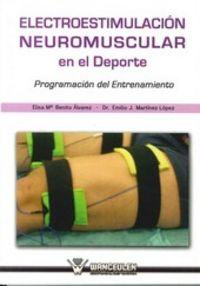 Electroestimulacion neuromuscular en el deporte programaci